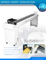 speed sort conveyor