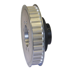 B1-017 Insert pusher protection clutch (improved model including pulley) for MK1 model only