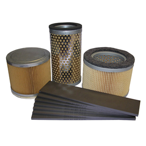 B1-020 Vane & filter kit for vacuum pump DVT380