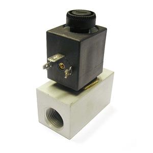 B4-001 Throat opening vacuum valve