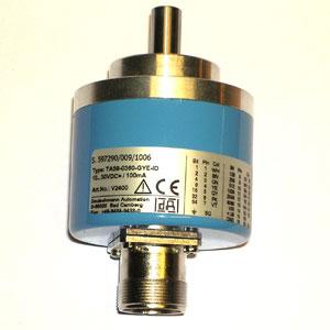 B4-012 Round plug type shaft encoder